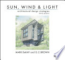 Sun  Wind  and Light  Architectural Design Strategies