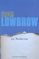 From Lowbrow to Nobrow [Pdf/ePub] eBook