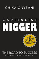 Capitalist Nigger Pdf/ePub eBook