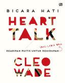 Pdf Heart Talk: Bicara Hati Telecharger