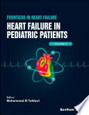 Heart Failure in Pediatric Patients