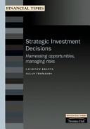 Strategic Investment Decisions Book PDF
