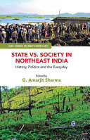 State Vs  Society in Northeast India