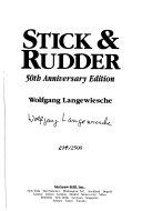 Stick and Rudder Book