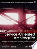 Service-Oriented Architecture  : Analysis and Design for Services and Microservices