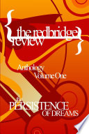 The Persistence of Dreams – the Redbridge Review Anthology Volume 1