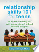 Relationship Skills 101 for Teens Book