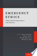 Emergency Ethics