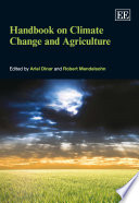 Handbook on Climate Change and Agriculture Book