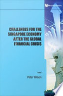 Challenges for the Singapore Economy After the Global Financial Crisis Book