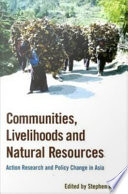 Communities  Livelihoods and Natural Resources