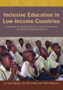 Inclusive Education in Low Income Countries