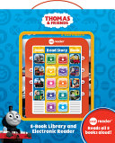 Thomas & Friends: Me Reader: 8-Book Library and Electronic Reader