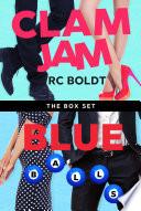 CLAM JAM & BLUE BALLS set