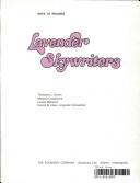 Lavender skywriters