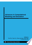 Advances In Computational Modeling And Simulation Book PDF