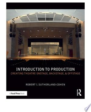 Download Introduction to Production Free Books - Dlebooks.net