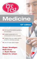Medicine PreTest Self-Assessment and Review, Thirteenth Edition