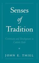 Senses of Tradition