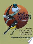 The Birds Of Africa Volume V