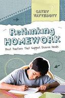 Rethinking Homework
