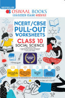 Oswaal NCERT & CBSE Pullout Worksheets Class 10 Social Science (For 2021 Exam) Pdf/ePub eBook