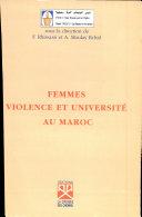 Femmes, violence et université au Maroc