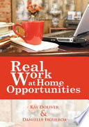 Real Work at Home Opportunities