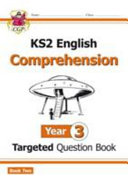 New KS2 English Targeted Question Book: Year 3 Comprehension -
