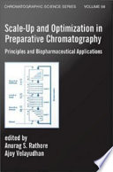 Scale Up and Optimization in Preparative Chromatography