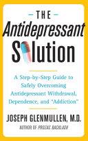 The Antidepressant Solution Pdf/ePub eBook