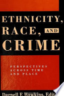 Ethnicity Race And Crime