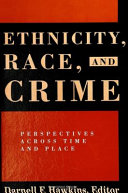 Ethnicity, Race, and Crime