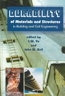 Durability of Materials and Structures in Building and Civil Engineering