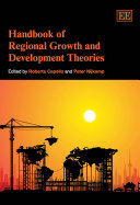 Handbook of Regional Growth and Development Theories