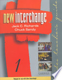 """New Interchange Video Teacher's Guide 1: English for International Communication"" by Jack C. Richards"