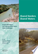 Shared Borders  Shared Waters Book