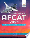 Study Guide to AFCAT 2020  Air Force Common Admission Test  6th Edition