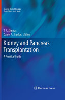 Kidney and Pancreas Transplantation