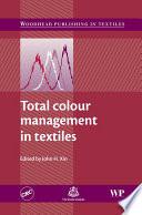 Total Colour Management In Textiles Book PDF
