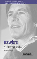 Rawls s  A Theory of Justice