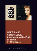 Pdf Celine Dion's Let's Talk About Love Telecharger