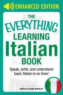 The Everything Learning Italian Book [Pdf/ePub] eBook