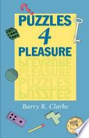 Puzzles for Pleasure Book