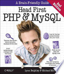 Head First PHP and MySQL
