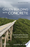 Green Building With Concrete Book PDF