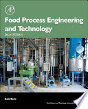 Food Process Engineering And Technology Book PDF