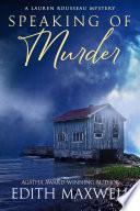 Speaking of Murder Pdf/ePub eBook