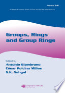 Groups  Rings and Group Rings