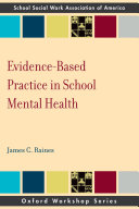 Pdf Evidence Based Practice in School Mental Health Telecharger